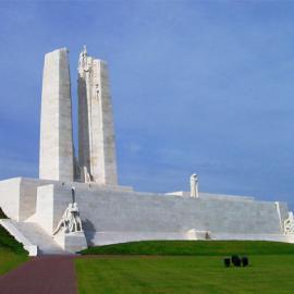 Vimy - monument canadien
